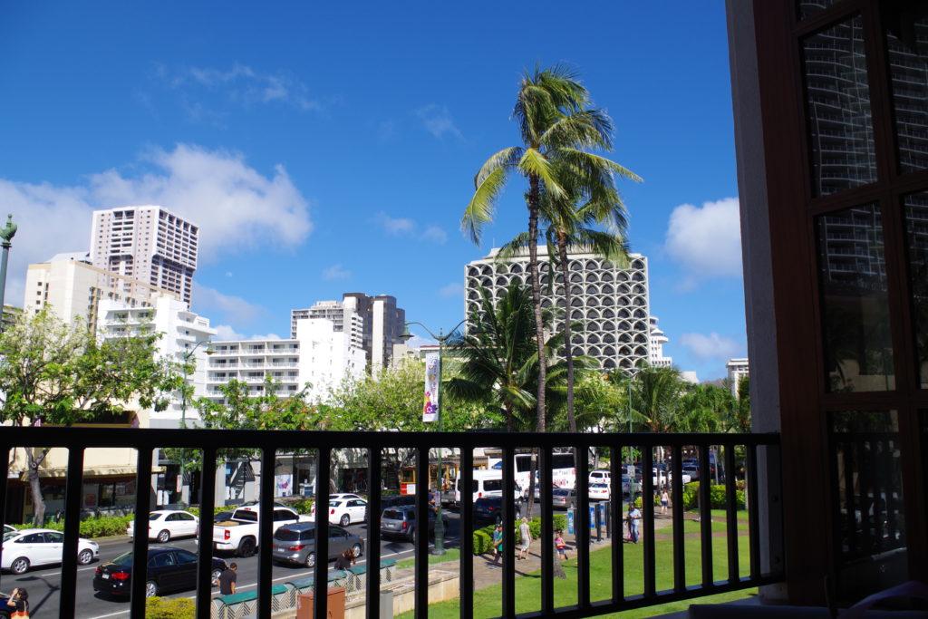ハワイ カフェ