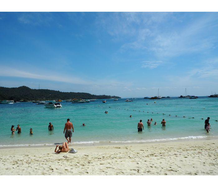 カイ島ビーチ