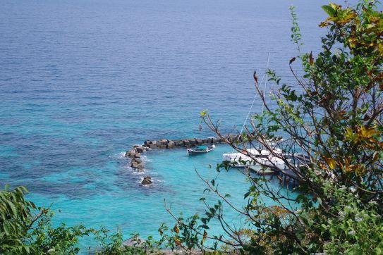 マイトン島からの景色