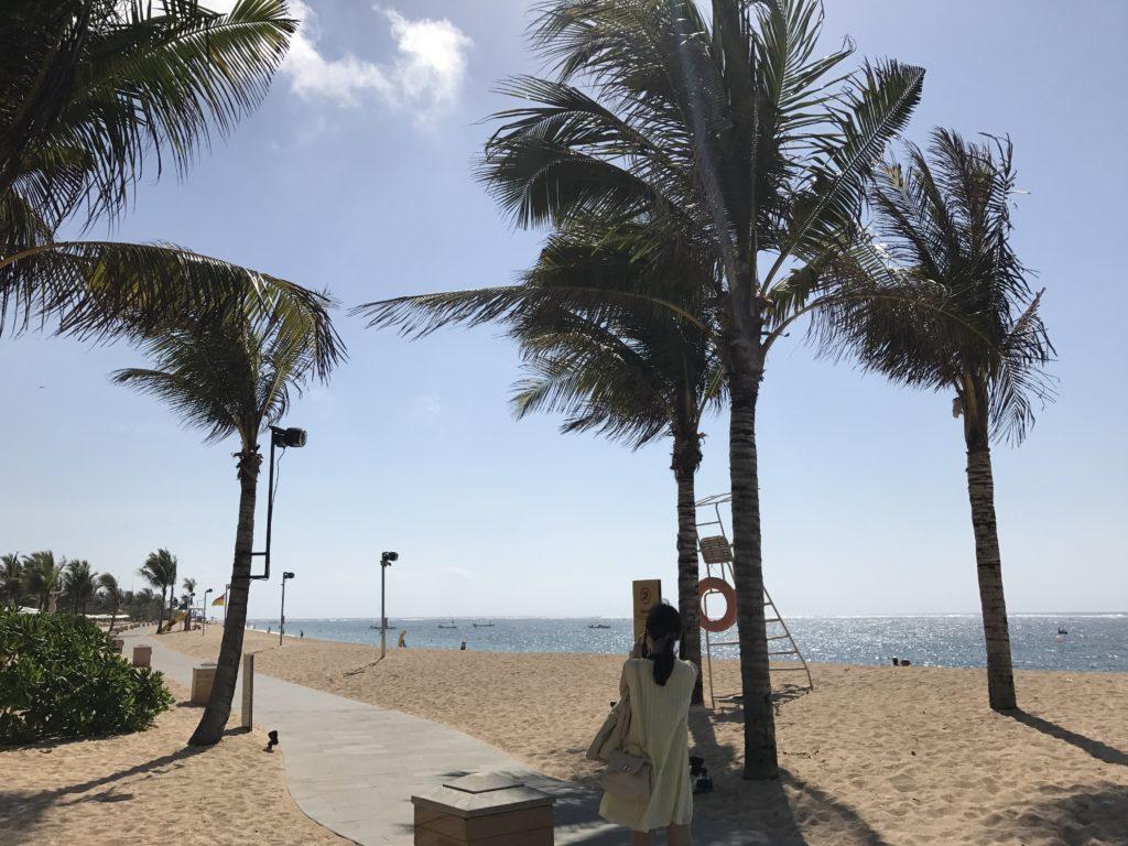 ヌサドゥア ムリアリゾートビーチ
