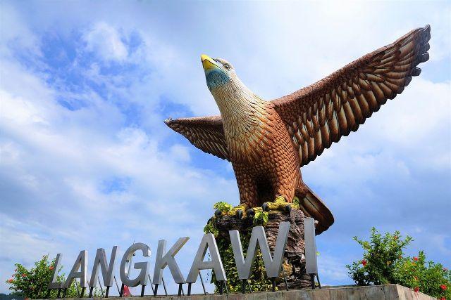 ランカウイ島のシンボル