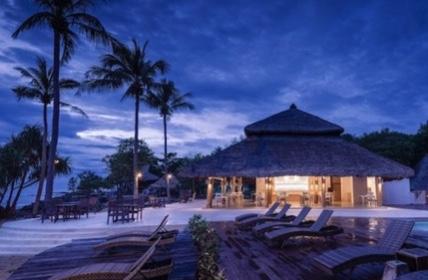 ランタ諸島 ホテル