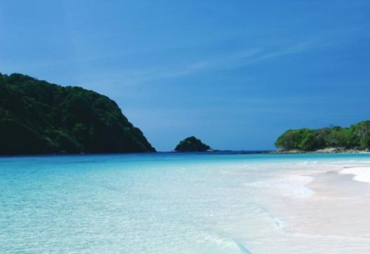 ランタ諸島 ビーチ